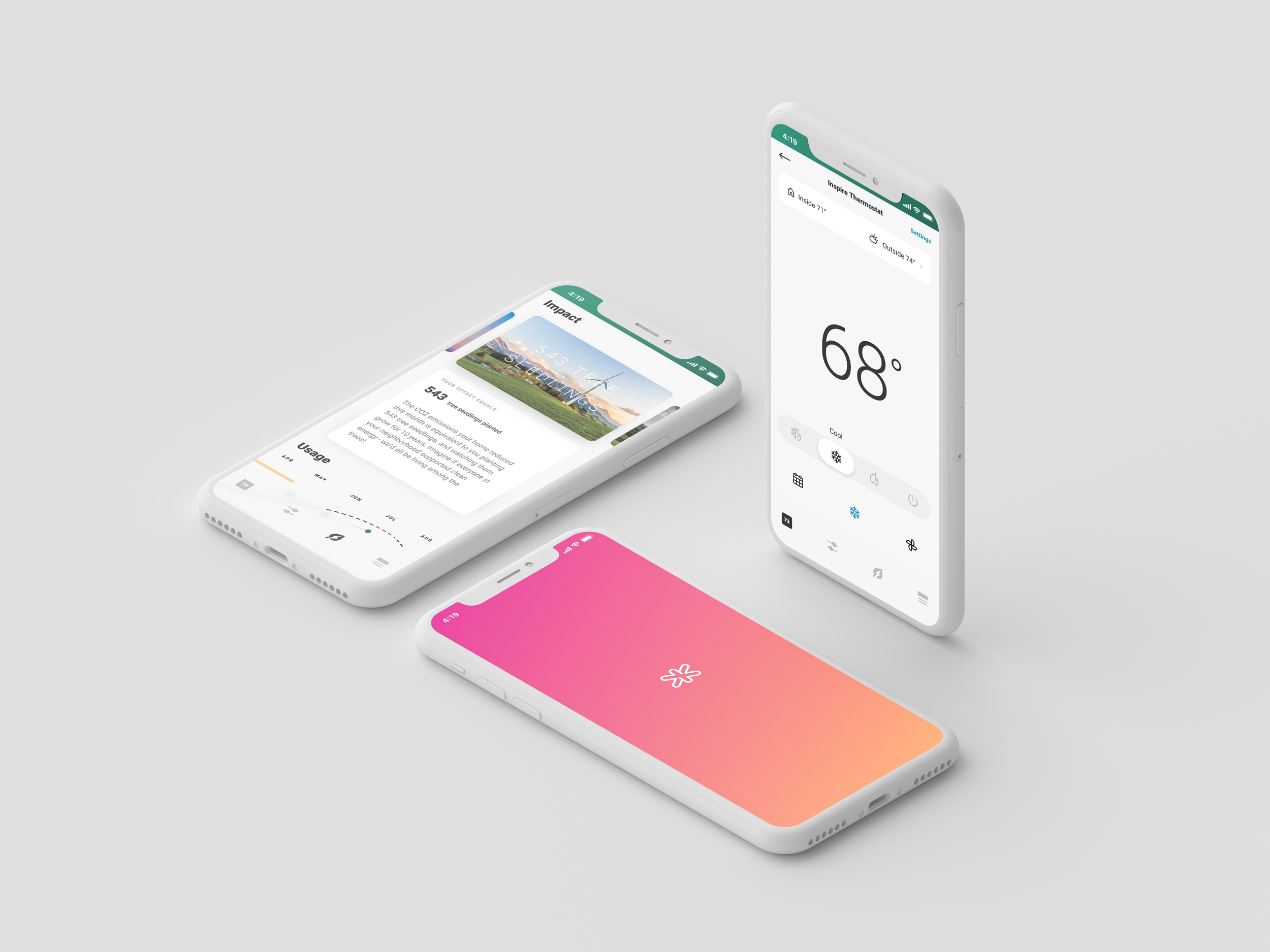 Product inspireapp highlight