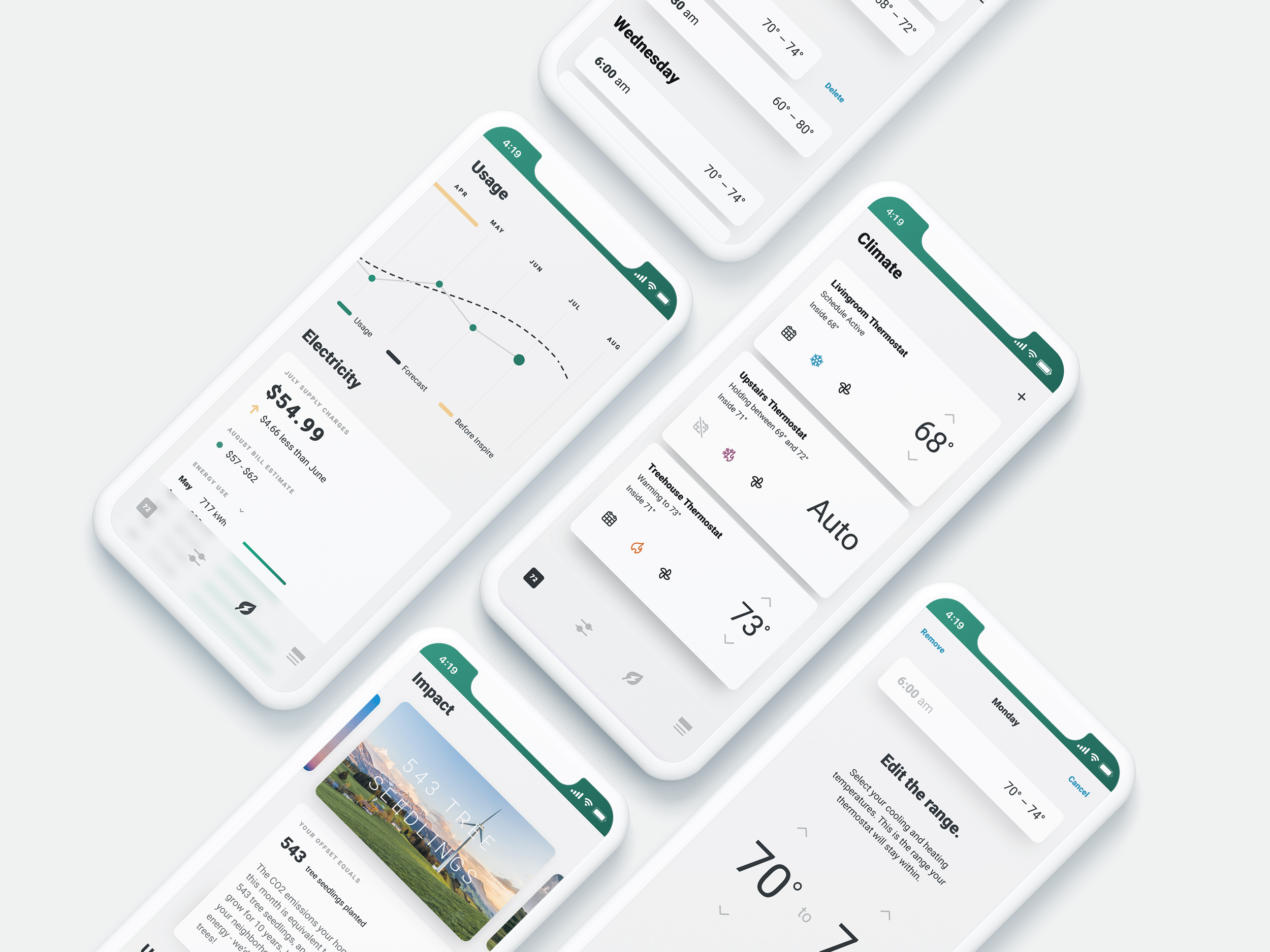 Product inspireapp overview