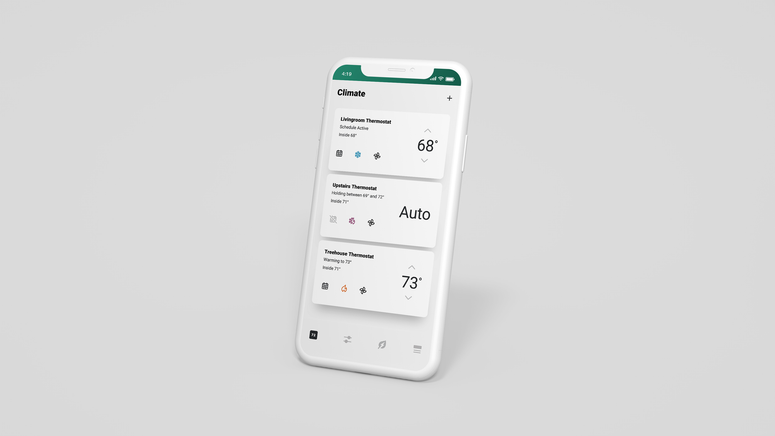 Product inspireapp smarthome